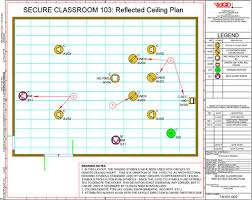 Architectural Drawing Sheet Numbering Standard by Improve Classroom Design And Maintenance With Us National Cad