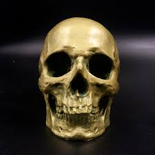 aquarium halloween aliexpress com buy human skull lifesize 1 1 resin replica