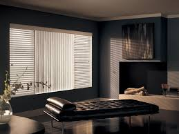 horizontal and vertical blinds used as a contrast love it a