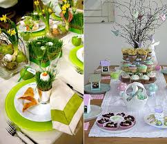 table decorations for easter 31 beautiful easter table decoration ideas design swan