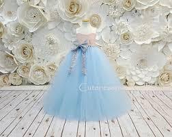 ice blue dress etsy