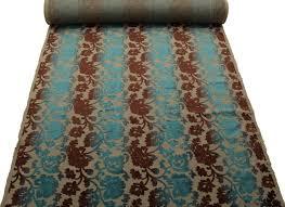 blue home decor fabric ralphlaurenthumbs folia ralph lauren waterfront floral stripe