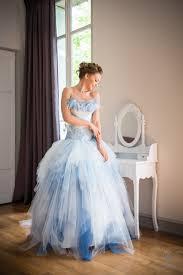 robe de mari e bleue 85 emotion robe de mariage robe de mariée bleue robe de mariée bleu