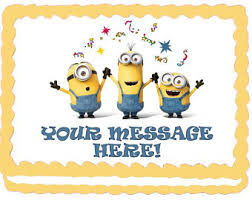 minions cake toppers minion cake topper etsy