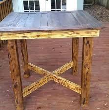 wooden high bar table modern designer high bar tables indoor outdoor marble wood steel