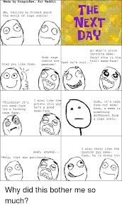 Different Meme Faces - made by dragonsaw for reddit the me telling my friend about next