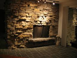 stacked stone fireplace diy u2014 interior exterior homie stacked