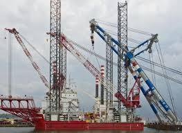Pedestal Crane The Netherlands Kenz Cranes Delivers 400t Boom Hoist Pedestal