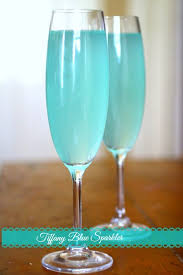 easy cocktail recipe tiffany blue sparkler restless chipotle