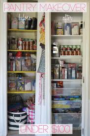 diy pantry inspired by elfa system but fraction of the cost