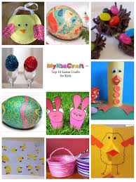 top 10 easter crafts for kids my kid craft
