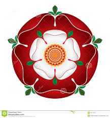 Tudor Design by Tudor Dynasty Rose U2013 Shaded Illustration U2013 English Symbol Stock