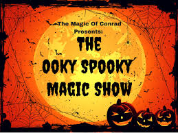 halloween events conrad cologne family entertainer