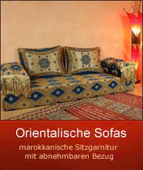 marokkanische sofa orientalische möbel casa moro