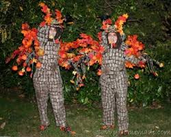 tree costumes