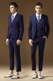 men u0027s dress suits coat pants vest wedding evening groom tuxedo