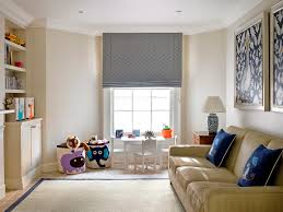 Kids Roman Shades - roman blinds living room traditional with china lamp blue roman shade
