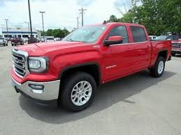 lifted gmc red 2017 gmc sierra lifted in tennessee for sale 30 used cars from