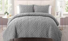 home design down alternative color comforters luxurious victoria classics embossed down alternative comforter set