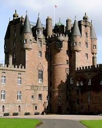 glamis castle floor plan of scottish castles and manor houses