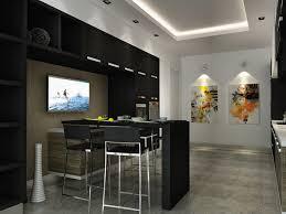tv in kitchen ideas 25 glorious galley kitchen ideas slodive