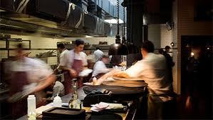 Kitchen Table For Four At Gordon Ramsays Heddon Street Kitchen - Kitchen table restaurant london
