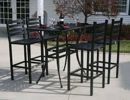 Aluminum Dining Room Chairs Dinning Cast Aluminum Dining Set Aluminium Table And Chairs