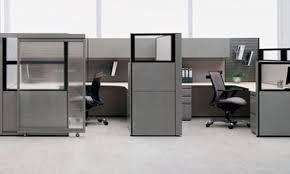minimalist workstation modern office cubicle design modern office