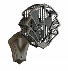 wall mounted rotating fan outdoor wall mounted fans stylish wall decor decorative wall