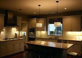 Black Kitchen Light Fixtures Kitchen Island Light Fixture Ing Kitchen Island 3 Light Pendant