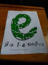 letter e crafts green letter e crafts for firstgrade preschool crafts