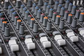 Studio Mixing Desks by Free Images Technology Live Music Sound Studio Computer