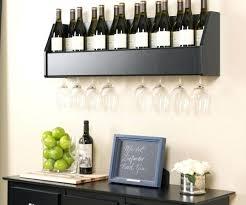 wine glass shelves wall mount best wine glass shelf ideas on wine