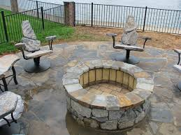Firepit Set by Fire Pit Sets With Seating Fire Pits Pinterest Fire Pit Sets
