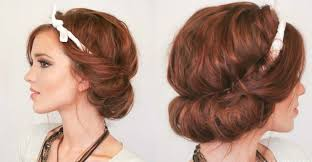 Frisuren Selber Machen Haarband by 20er Frisuren Selber Machen 40 Haarstylings Zur Mottoparty