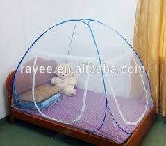 Travel Mosquito Net For Bed Portable Folding Pop Up Folding Mosquito Net Automatic Bed Canopy
