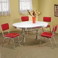 red retro kitchen chairs retro metal kitchen table uk retro