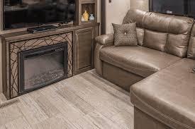Rv Laminate Flooring Venom V4111tk Luxury Fifth Wheel Toy Hauler K Z Rv