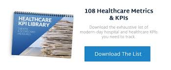 25 healthcare metrics u0026 kpis to begin tracking today