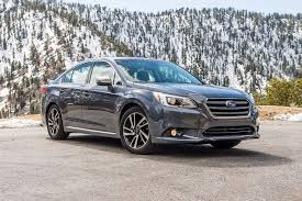 subaru legacy red 2017 2017 subaru legacy sport review long term arrival