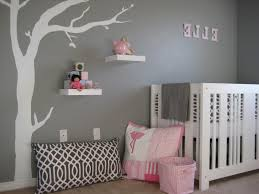 Letter Wall Decals For Nursery Bedroom Amazing Baby Nursery Ideas With Small Grey Furniture
