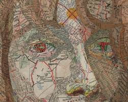 Map Art 521 Best Maps And Spaces Images On Pinterest Cartography