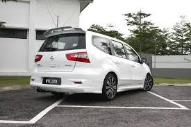 etcm offers impul tuned nissan grand livina impul malaysia