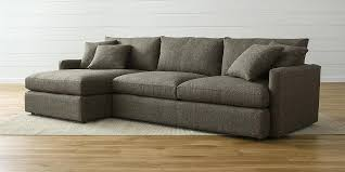 Leather And Suede Sectional Sofa Sectional Sofas Leather For Leather And Suede Sectional Sofa