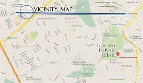 Venice Map Enderun Colleges About Mckinley Hill Venice Luxury Residences