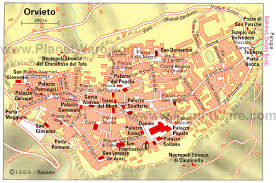 Map Of Pompeii Italy by 8 Top Rated Tourist Attractions In Orvieto Planetware