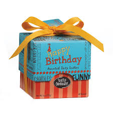 gift boxes happy birthday chocolate truffle gift box