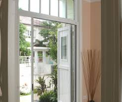 Andersen Retractable Insect Screen by Sturdy Retractable Screened French Doors Retractable Door Screens
