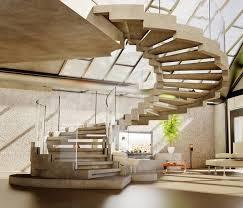 20 Unforgettable Modern Spiral Staircase Designs