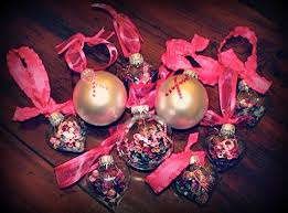 simple diy breast cancer ornaments one salty